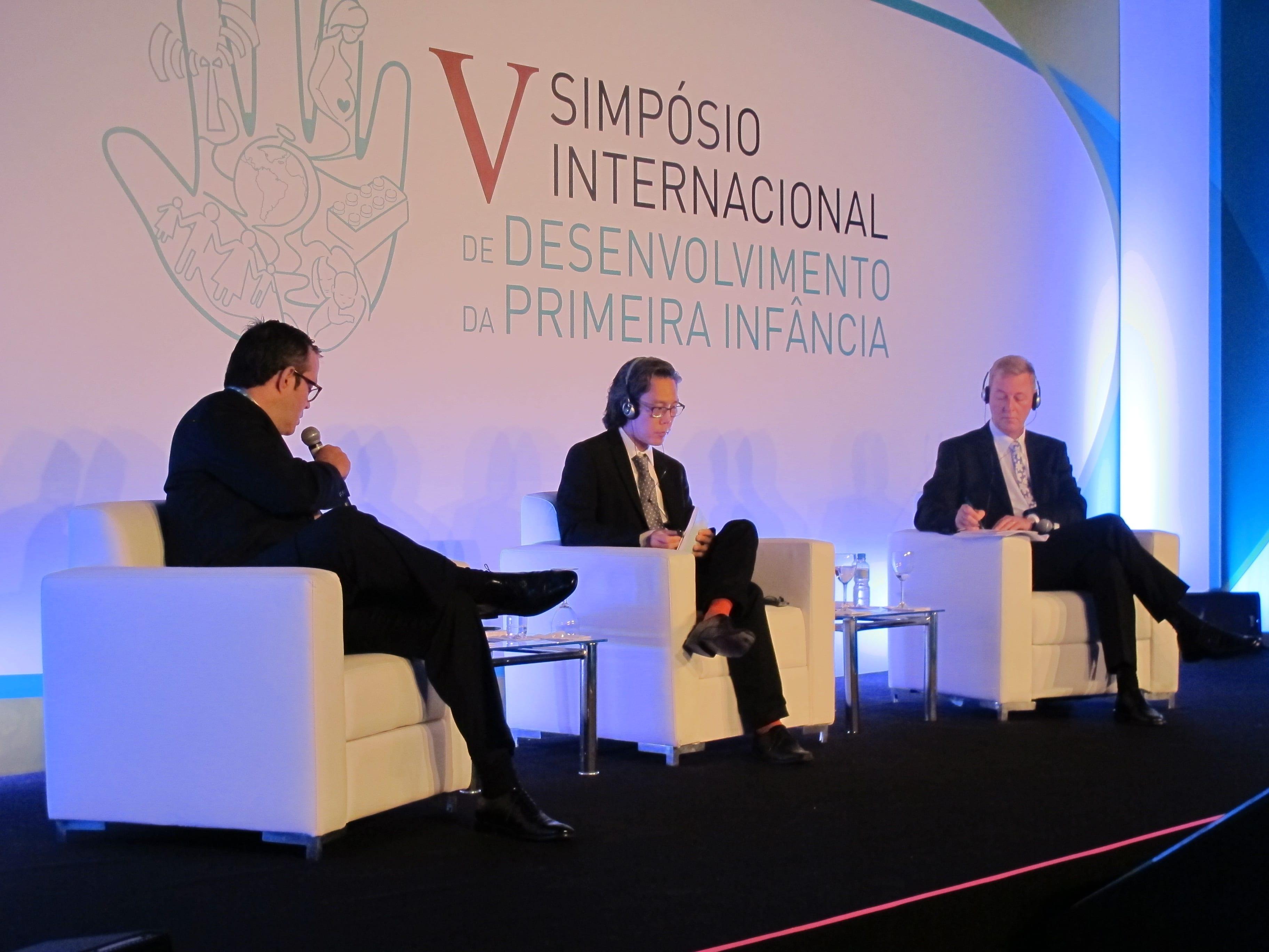 Simpósio foi realizado em SP e reuniu grandes especialistas (Foto: Mães de Peito)