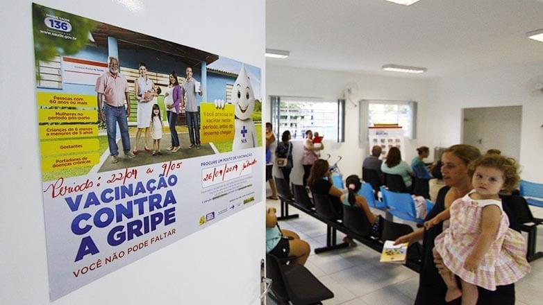 Campanha de vacinação vai acontecer a partir de 30 de abril neste ano (Foto: Antonio Basilio/PMSJC)