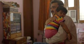 Participação ativa do pai é importante para ele e para o filho (Foto: Divulgação/O Começo da Vida)