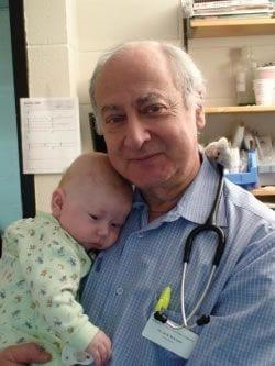 O pediatra Newman (Foto: divulgação)
