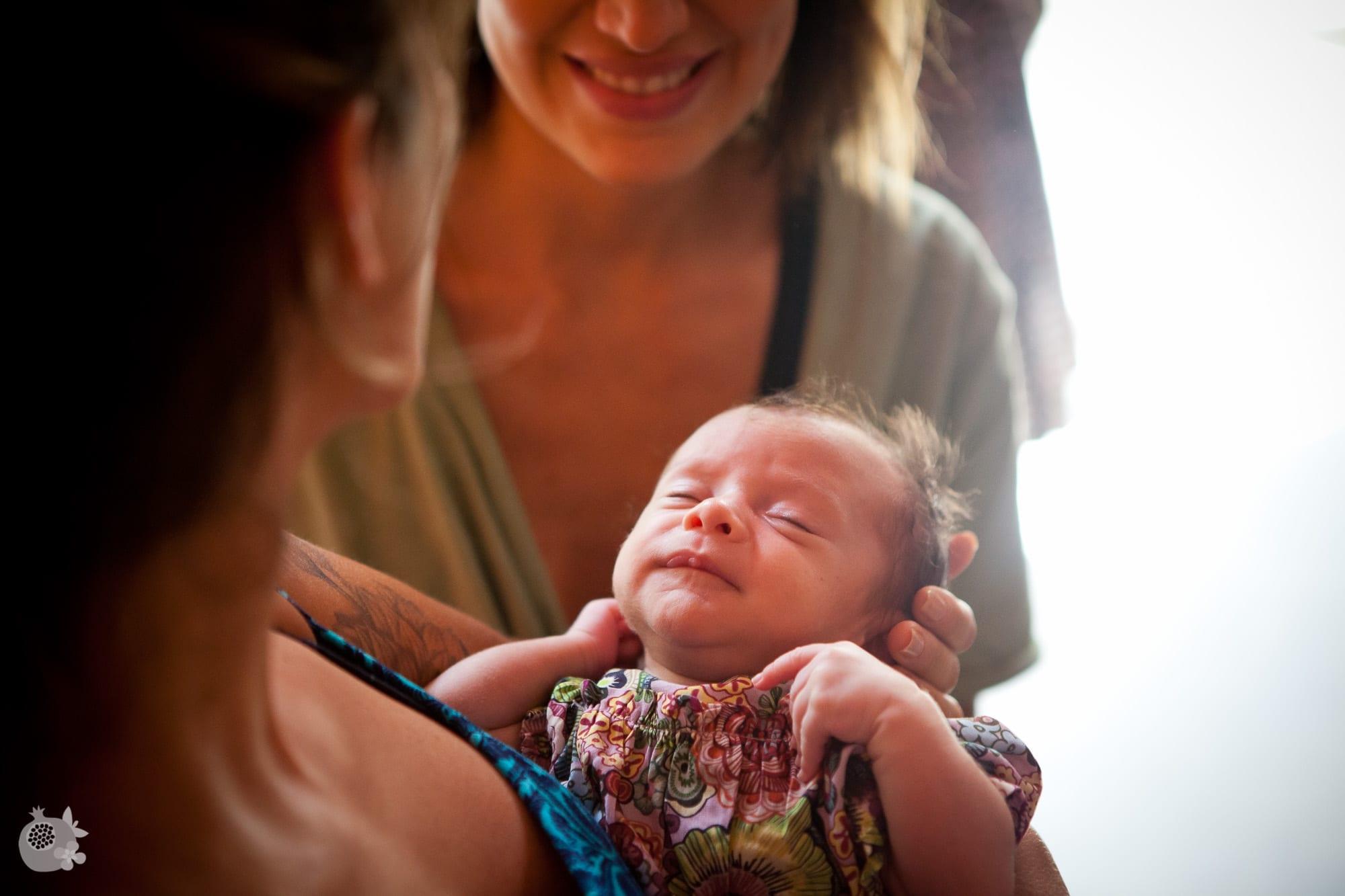 Mães precisam de apoio e trocar experiências (Foto: Gabi Trevisan)