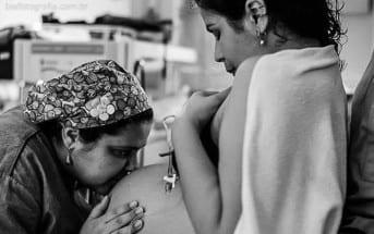 Mulheres vão contar com doulas voluntárias no parto (Foto: Coletivo Buriti por Bia Takata)
