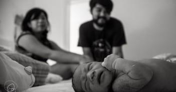 Papel do pai precisa ser amplamente discutido (Foto: Coletivo Buriti por Bia Takata)