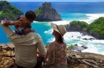 Família que viaja pelo mundo é impedida de entrar em feira (Foto: Arquivo pessoal)