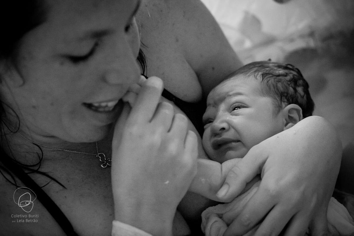 Novas salas serão voltadas para o parto humanizado (Foto: Coletivo Buriti por Lela Beltrão)
