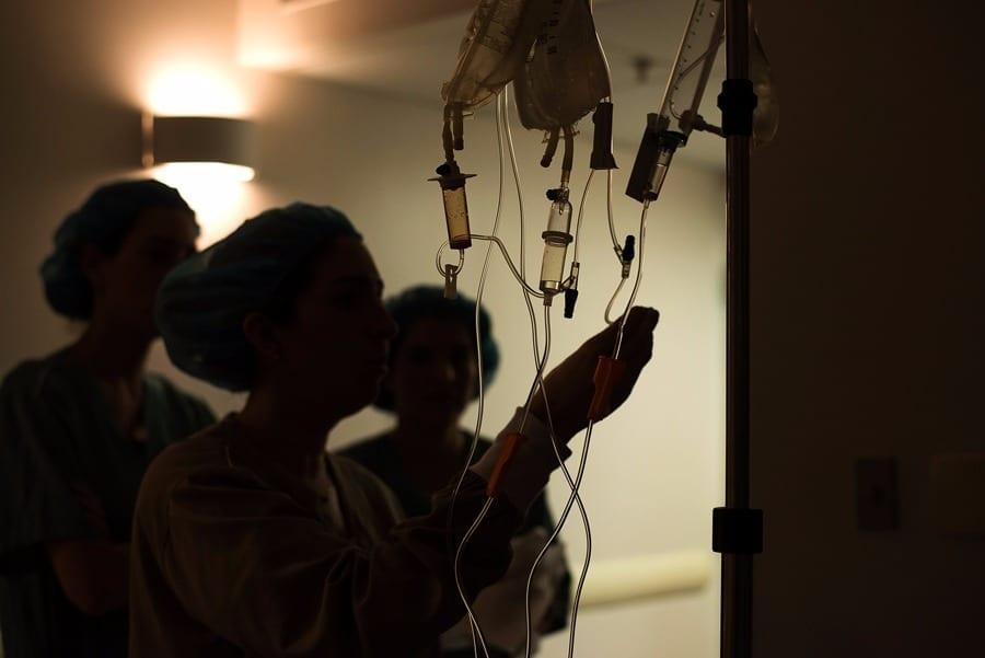 Recusa ocorreu pois parto havia ocorrido em casa de parto (Foto: Coletivo Buriti por Bia Takata)