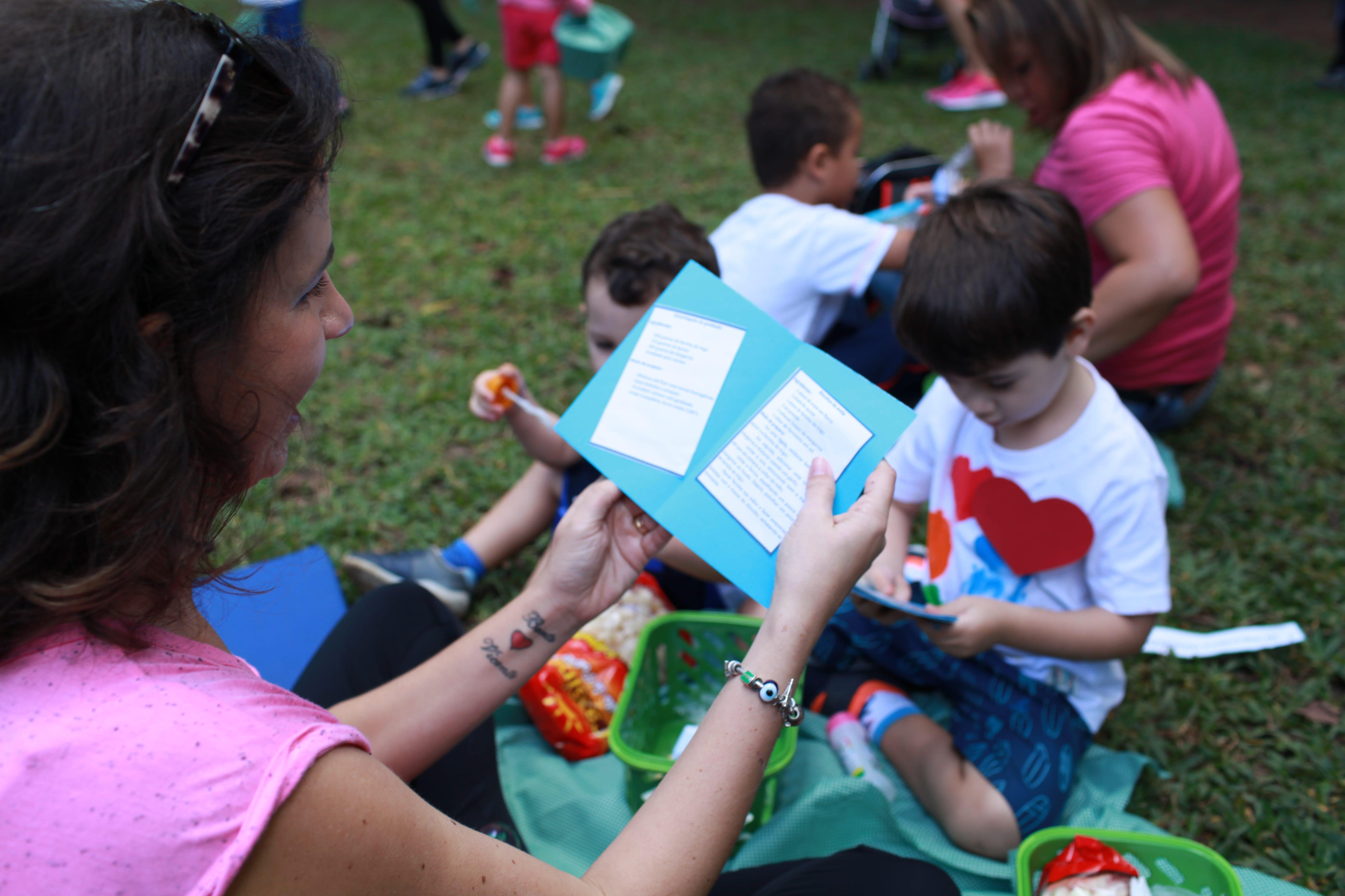 Dia das Mães nas escolas foram substituídos por Dia da Família (Foto: Diego Padgurschi)